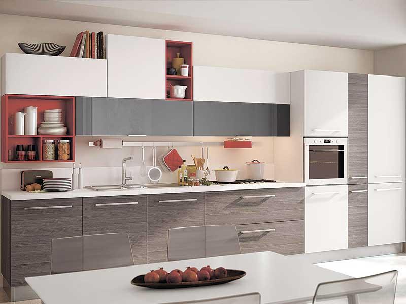 Кухня прямая PL274