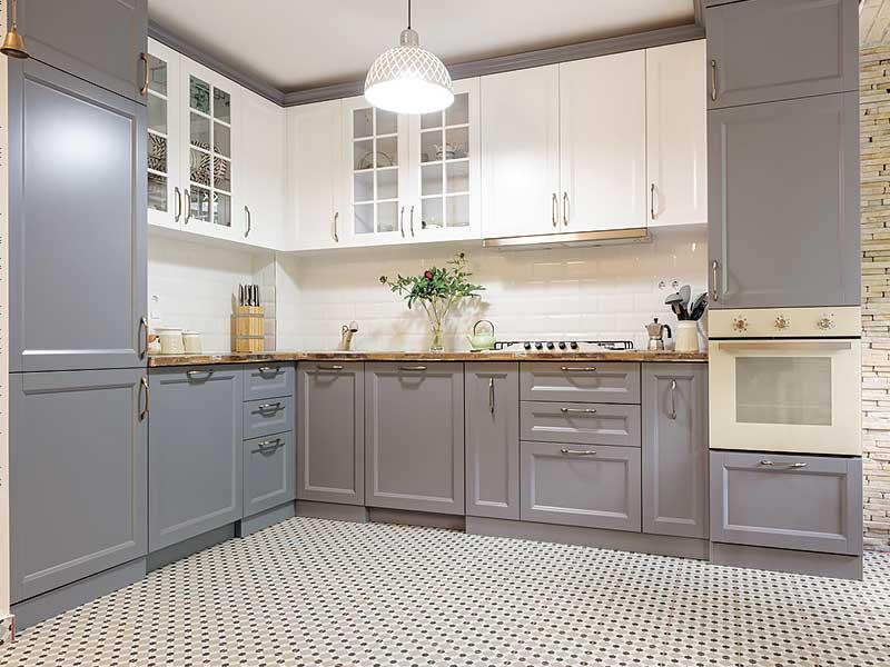 Кухня угловая MD281