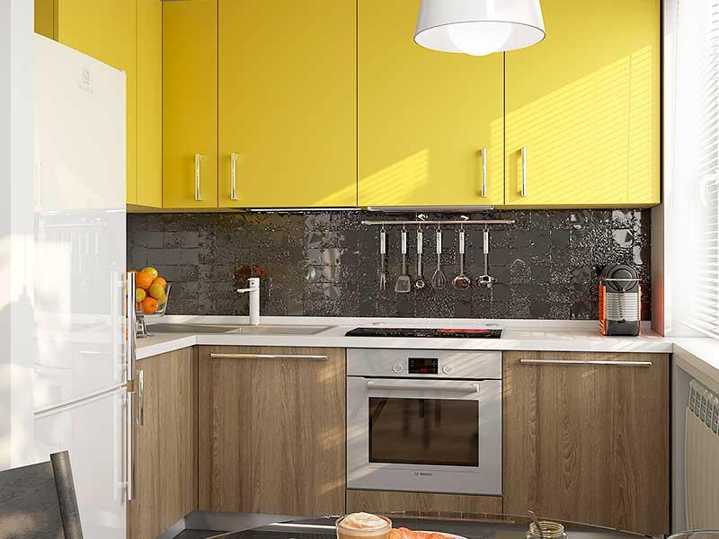 Кухня угловая LD299