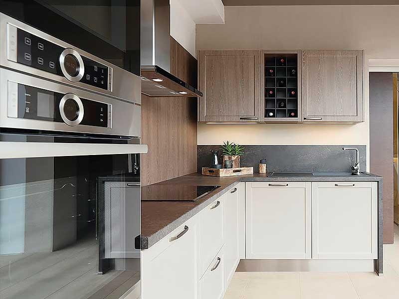 Кухня угловая MD303