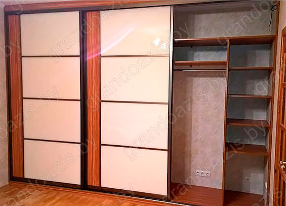 Шкаф-Купе в Гостиную SN140
