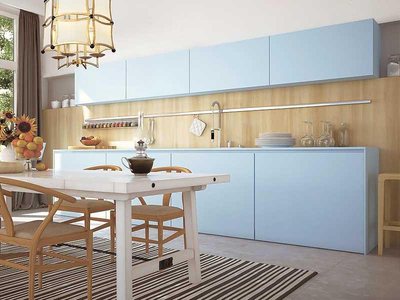 Кухня прямая PL268