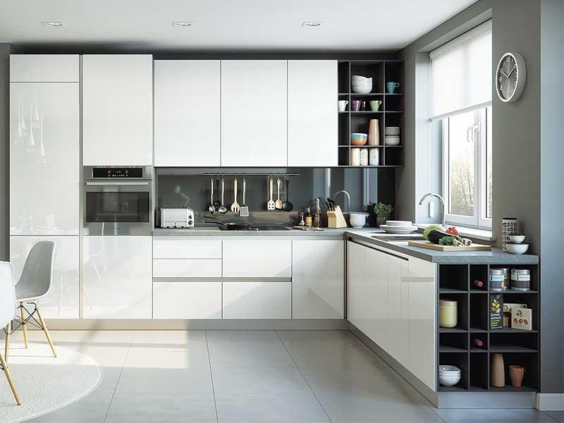 Кухня угловая MD269