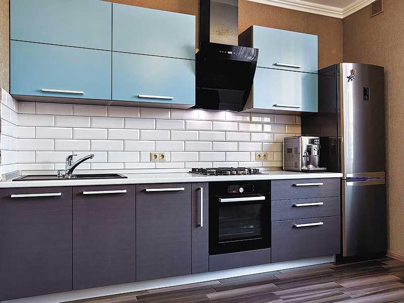 Кухня прямая AK271