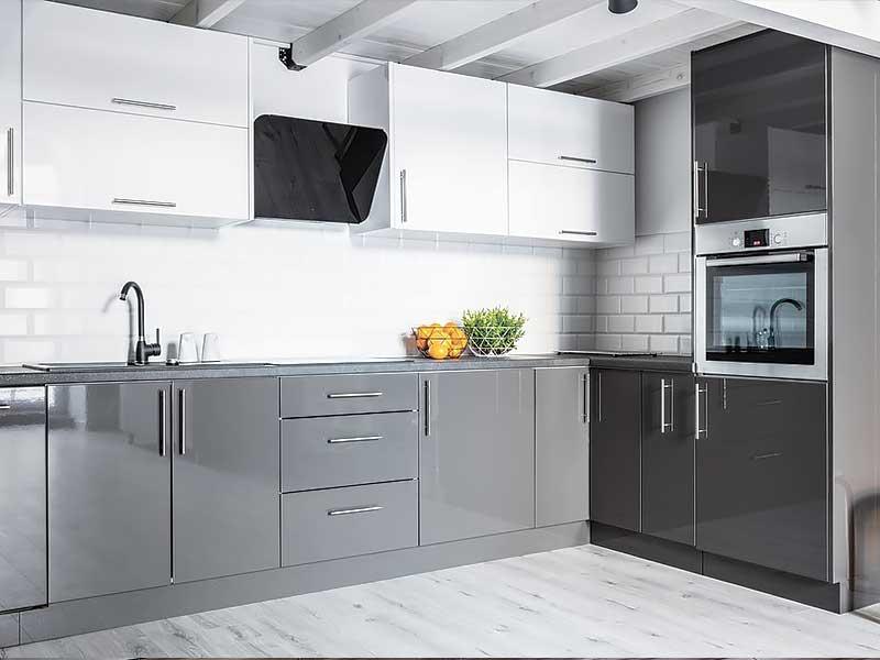 Кухня угловая MD272