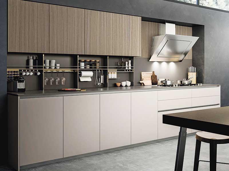 Кухня прямая AK273
