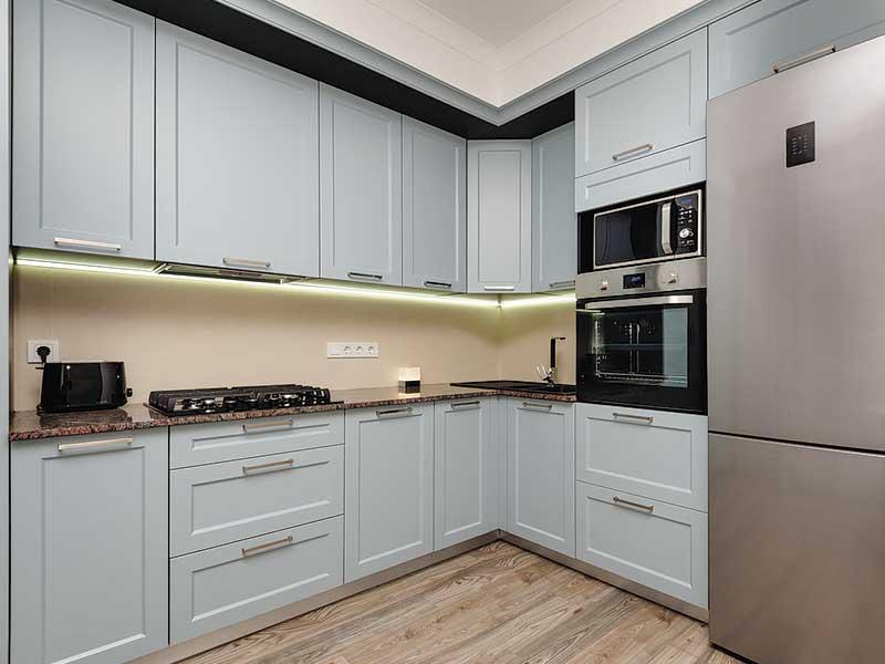 Кухня угловая MD285