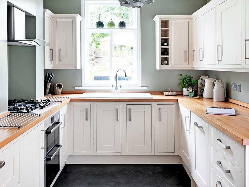 Кухня п-образная MD294