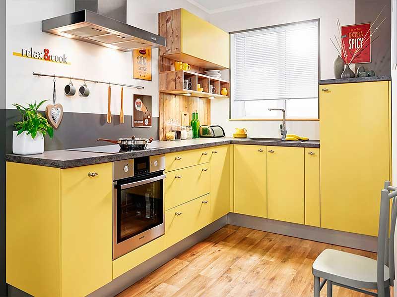 Кухня угловая PL313