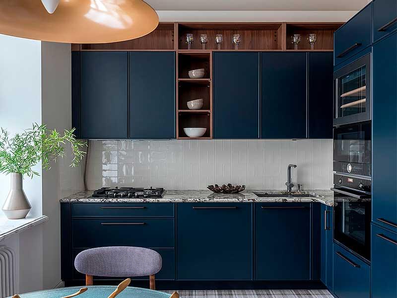 Кухня угловая MD315