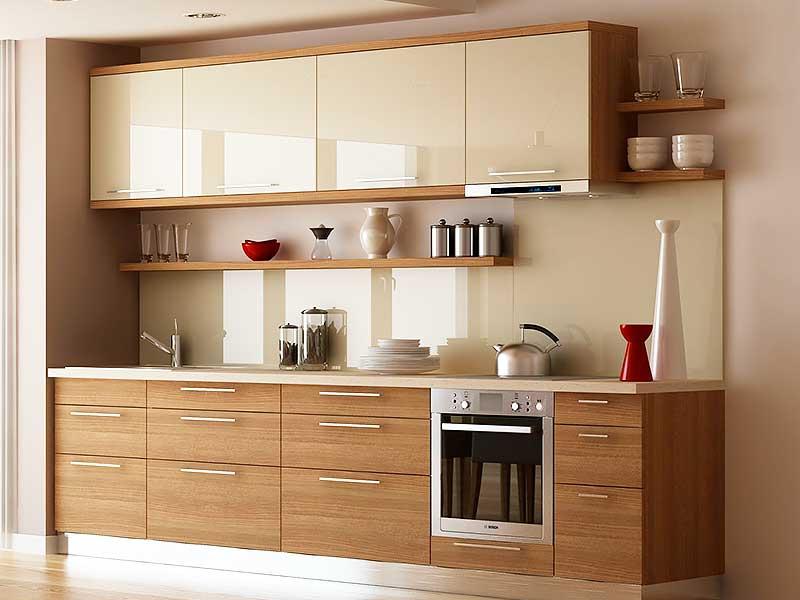 Кухня прямая AK317