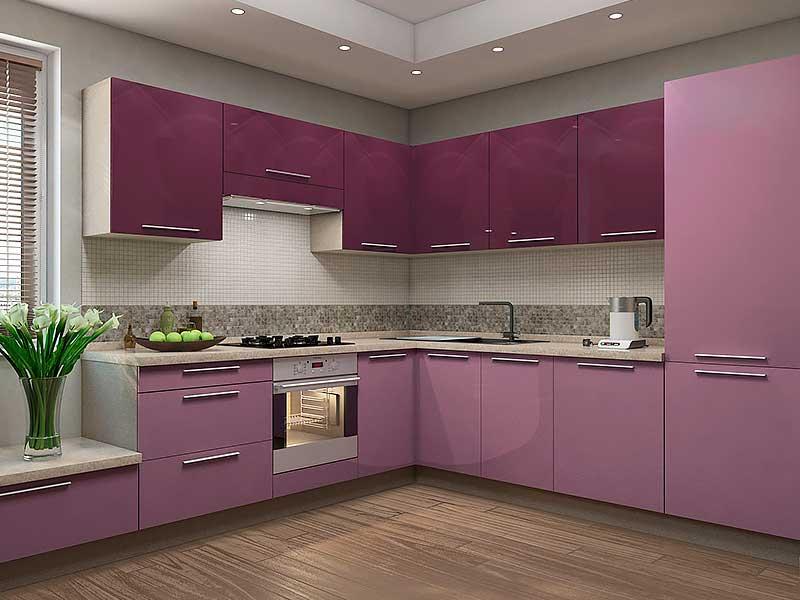 Кухня угловая PL319