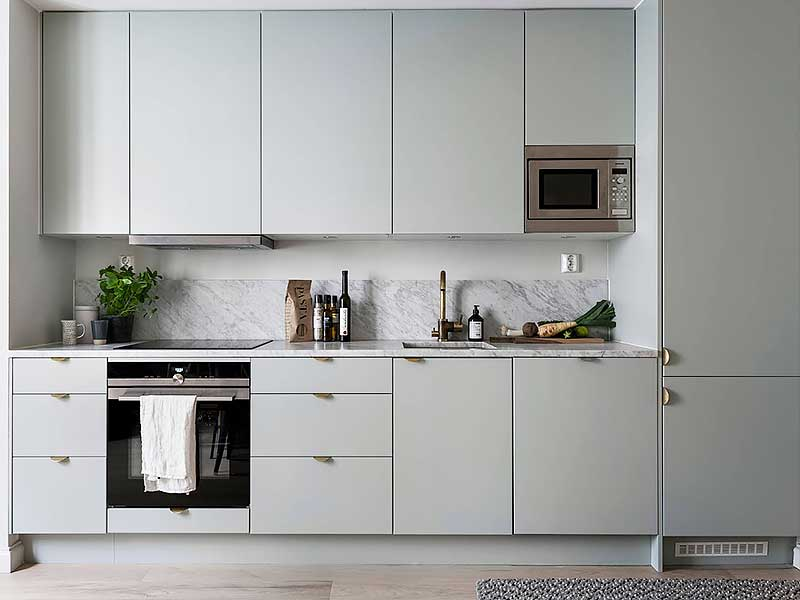Кухня прямая PL321