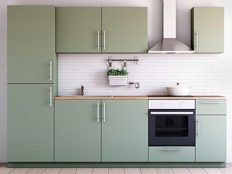 Кухня прямая AK288