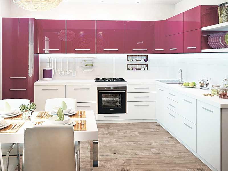 Кухня угловая MD373