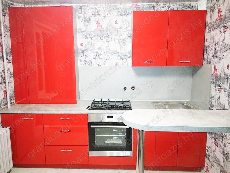 Кухня прямая MD448